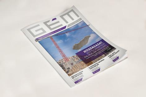 GÉM Magazin 2018. II/1.   – Egyedi kreatív megoldások