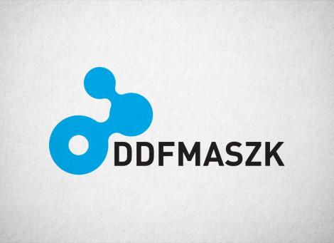 DDF-MASZK – klaszter logó