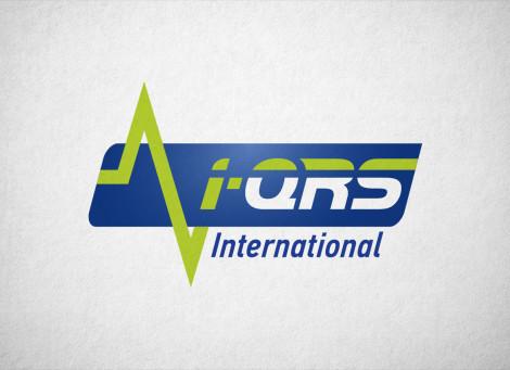 I-QRS telemetriás élettani és taktikai edzéstámogató rendszer logó