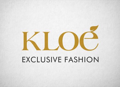 Kloé Exkluzív divat szalon logó