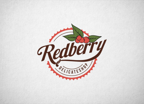 Redberry Delicate Shop logó