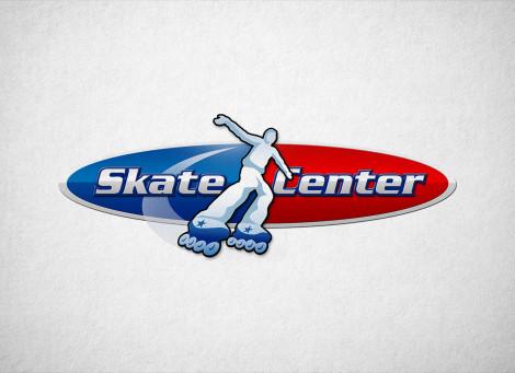 Skate Center Görkorcsolya Centrum logó