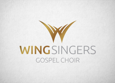 Wing Singers gospelkórus logó