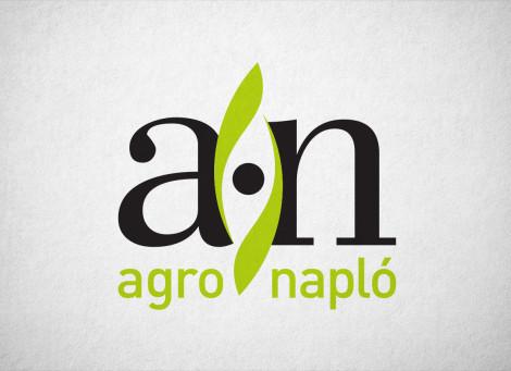 Agro Napló – Mezőgazdasági Magazin logó