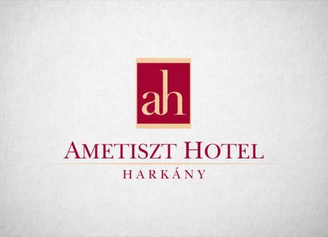 Ametiszt Hotel Harkány logó