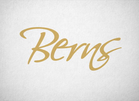 Berns – ékszerkereskedelmi vállalkozás logó