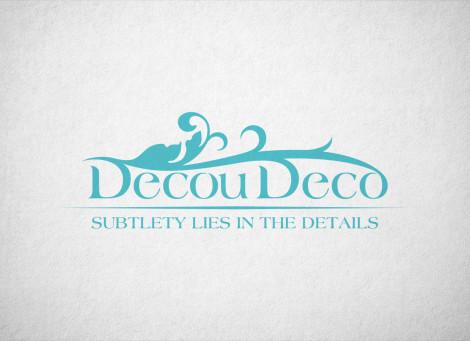 DecouDeco Lakberendezés logó