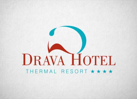 Dráva Hotel Thermal Hotel logó