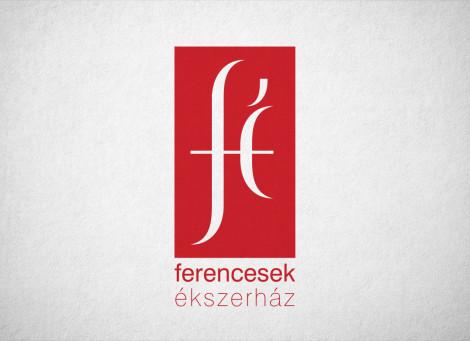 Ferencesek Ékszerház – ékszerbolt logó
