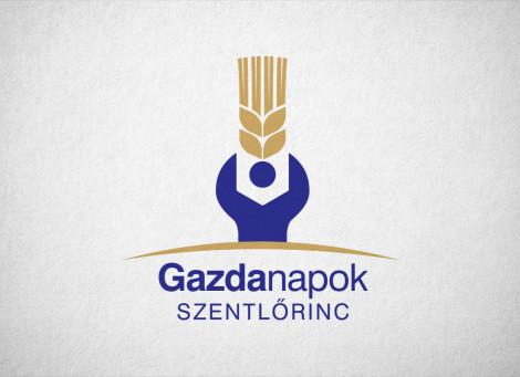 Gazdanapok Szentlőrinci Mezőgazdasági Vásár logó