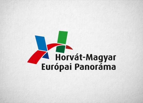 Horvát-Magyar Európai Panoráma – webportál logó