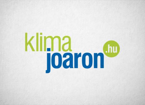 klimajoaron.hu klíma és szellőzéstechnikai webáruház logó