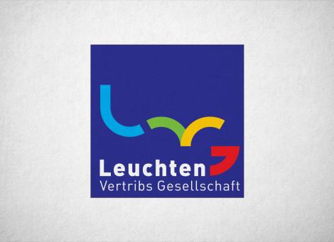 LVG (Leuchten- Vertriebs Gesellschaft) logó