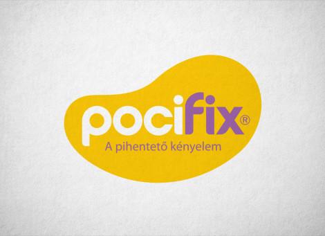 Pocifix terhességi párna terméklogó