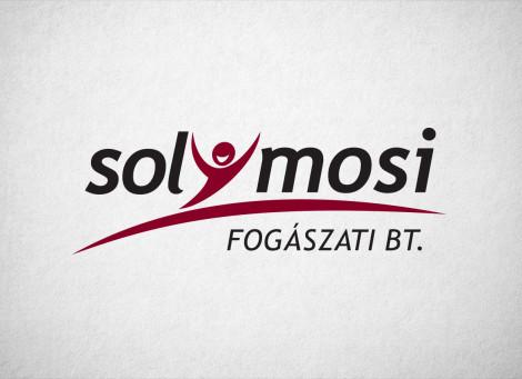 Solymosi fogászat logó