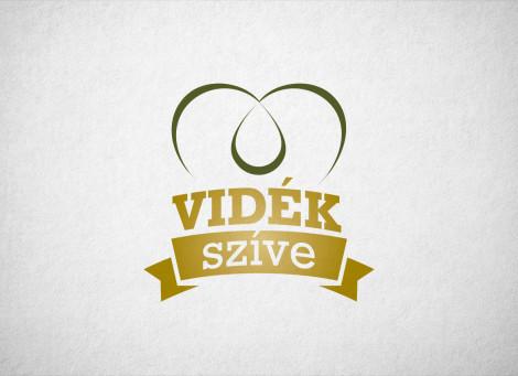Vidék Szíve termék logó
