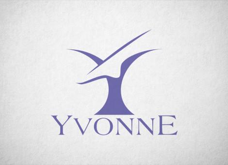 Yvonne harisnyamárka logó